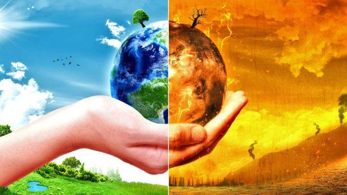 Global Warning Sangat Bahaya Bagi Bumi